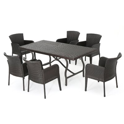 Monterey Ramos 7 Piece Dining Set