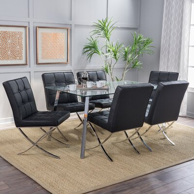 Topanga 7 Piece Dining Set