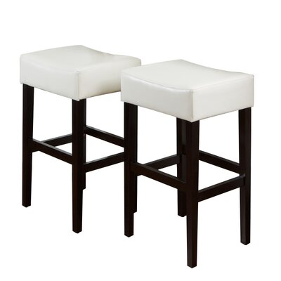 No credit financing Classic Backless Leather Bar Stool ...
