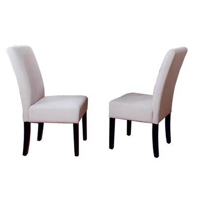 Financing Parsons Chair (Set of 2) Upholstery...