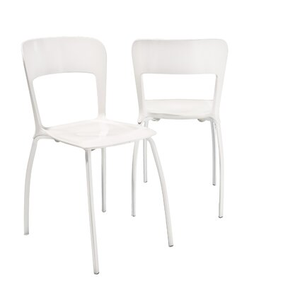 Lease to own Modern Side Chair (Set of 2) Finish...