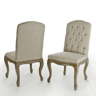 Rent to own Parsons Chair (Set of 2)...