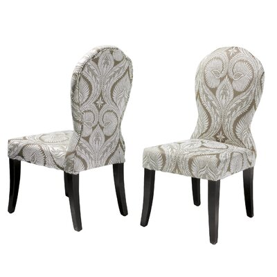 Credit for Candida Parsons Chair (Set of 2)...