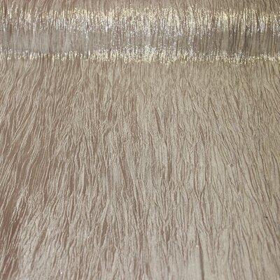 Print Organza Color: Silver