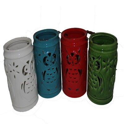 Luna Ceramic Lanterns