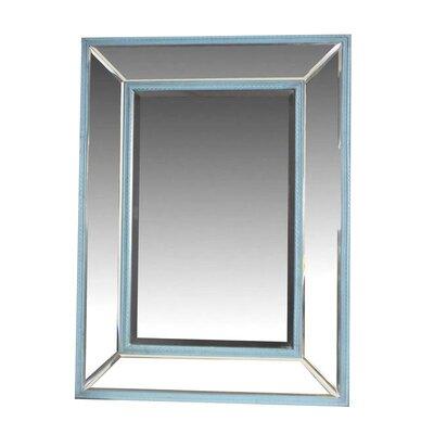 Wooden Wall Mirror EN27119