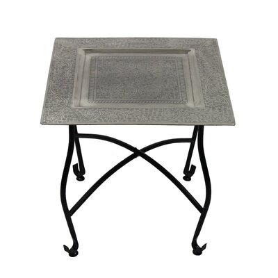 Moroccan End Table