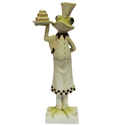 Ceramic Frog Figurine EN112080
