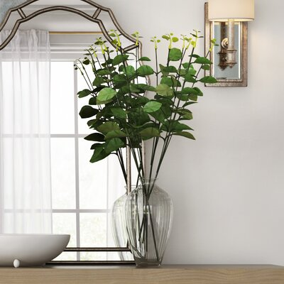 Artificial Leaves Branch
