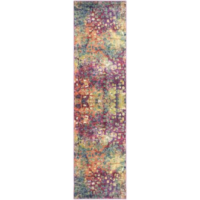 Newburyport Area Rug Rug Size: Runner 23 x 18