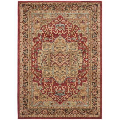 Pacheco Natural Area Rug Rug Size: Rectangle 3 x 5