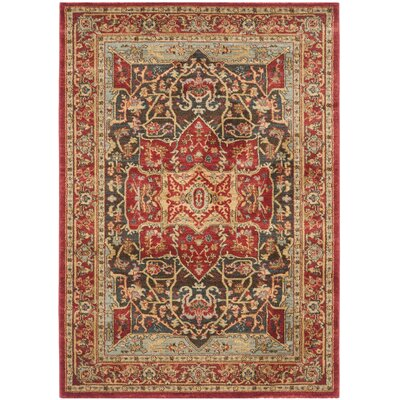 Pennypacker Area Rug Rug Size: Rectangle 8 x 11