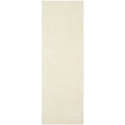 Soraya Cream Area Rug Rug Size: Rectangle 53 x 76