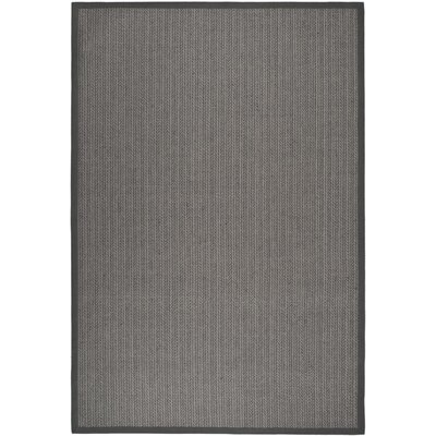 Richmond Brown/Gray Rug Rug Size: 5 x 8