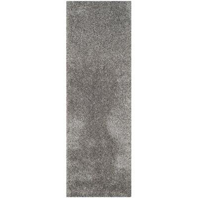 Soraya  Gray Area Rug Rug Size: Runner 23 x 7