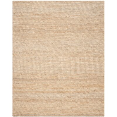 Worley Hand Woven Natural Area Rug Rug Size: 6' x 9'