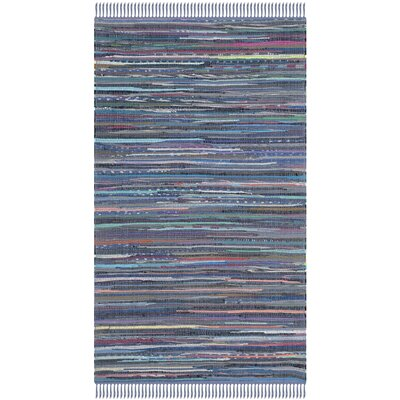 Eastport Rag Hand-Woven Contemporary Area Rug Rug Size: Square 4