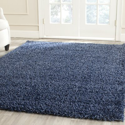 Starr Hill Navy Area Rug Rug Size: Square 67