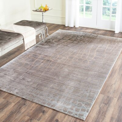Boathaven Gray Area Rug Rug Size: Rectangle 3 x 5