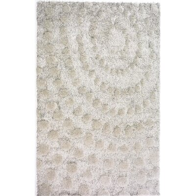 Woodbridge Light Brown Area Rug Rug Size: Rectangle 67 x 96