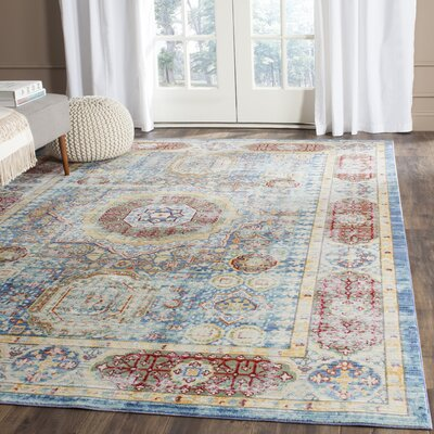 Doline Oriental Area Rug Rug Size: Rectangle 8 x 10