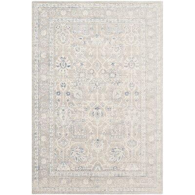 Patina Gray Area Rug Rug Size: Rectangle 51 x 76