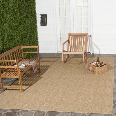 Lefferts Natural Indoor/Outdoor Area Rug Rug Size: Runner 23 x 12
