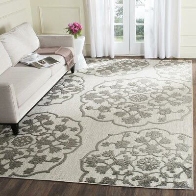 Oakmont Indoor/Outdoor Area Rug Rug Size: 4 x 6