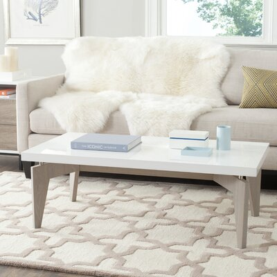 Kelly Coffee Table Base Color: Grey