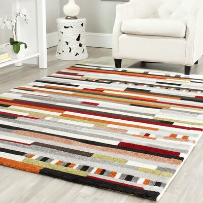 Area Rug Size: Rectangle 6 x 9
