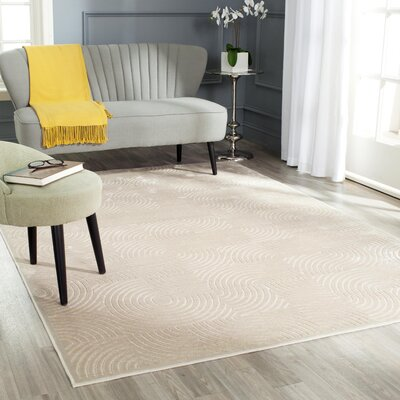 Lucian Stone Area Rug Rug Size: Rectangle 27 x 4