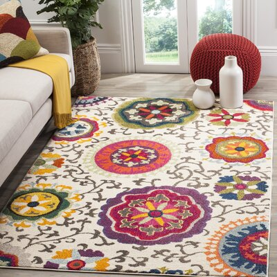 Elston Area Rug Rug Size: Rectangle 3 x 5