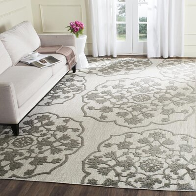 Oakmont Indoor/Outdoor Area Rug Rug Size: Rectangle 4 x 6
