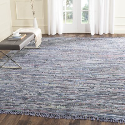 Eastport Rag Hand-Woven Contemporary Area Rug Rug Size: Rectangle 8 x 10
