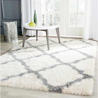 Macungie Gray Indoor Area Rug Rug Size: Square 4