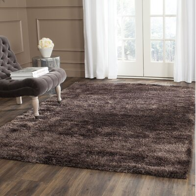 Hillingdon Black Area Rug Rug Size: Rectangle 67 x 96