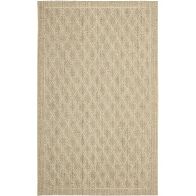 Palm S And Area Rug Rug Size: Rectangle 8 x 10