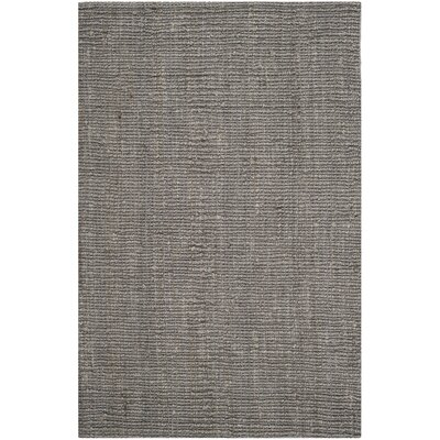Greene Gray Indoor Area Rug Rug Size: 4 x 6