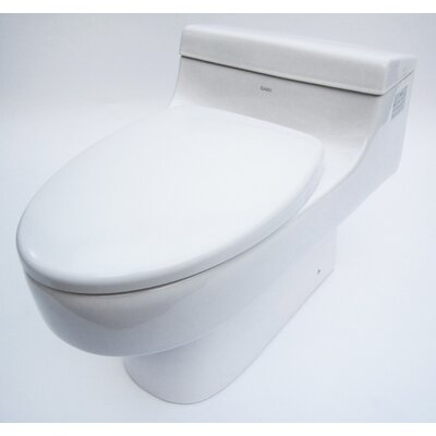 1.6 GPF Elongated Toilet Bowl