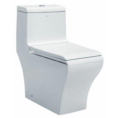 Dual Flush One-Piece Toilet