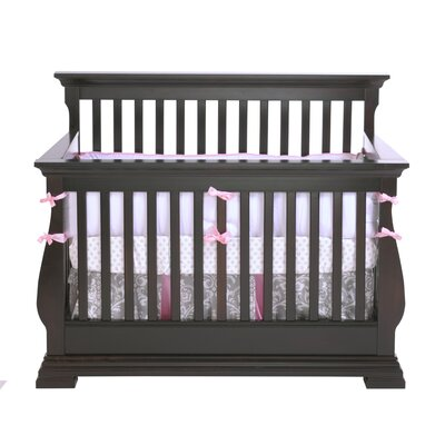 Toscana Convertible Crib Finish: Amaretto 2121-39