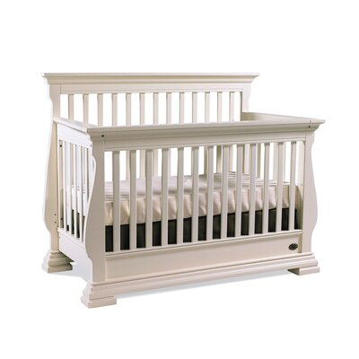 Toscana Convertible Crib Finish: Snowdrift 2121-74