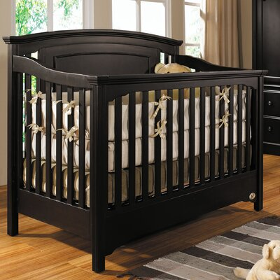 Veneto Convertible Crib Finish: Espresso 8121-98