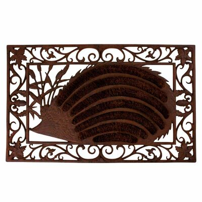 Best for Boots Hedgehog Doormat