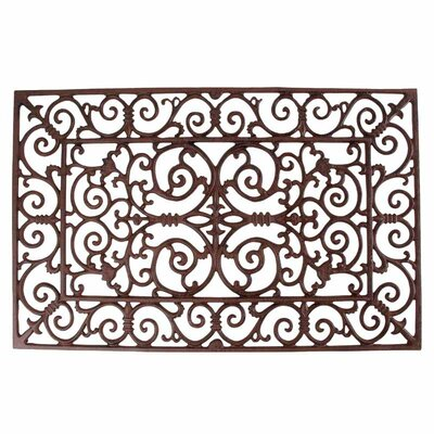 Best for Boots Scroll Doormat