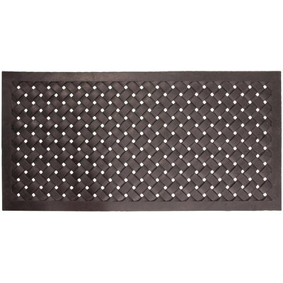 Best for Boots Braid Doormat