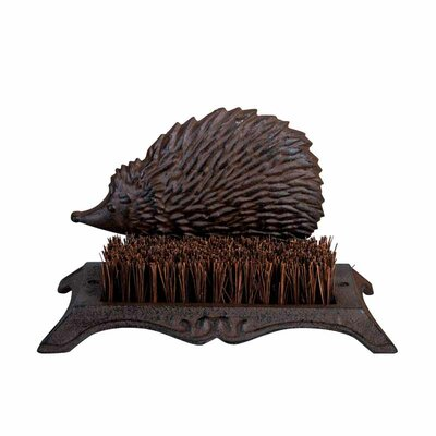 Best For Boots Boot Brush Hedgehog image