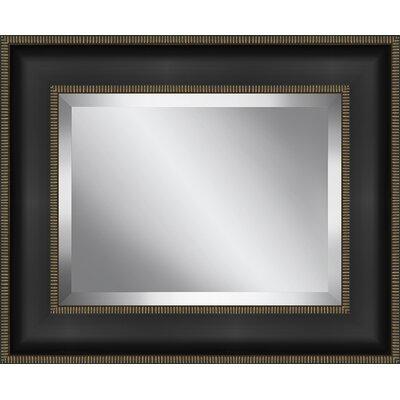 Rectangle Framed Beveled Plate Glass Mirror BPMF415-1620