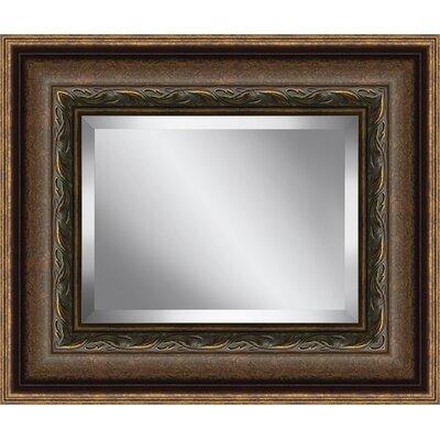 Rectangle Framed Beveled Plate Glass Mirror BPMF4328-1216