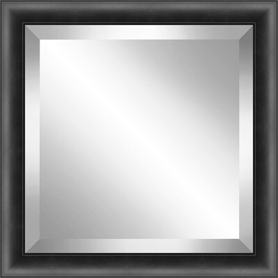 Square Framed Beveled Plate Glass Mirror BPMSP04-1818